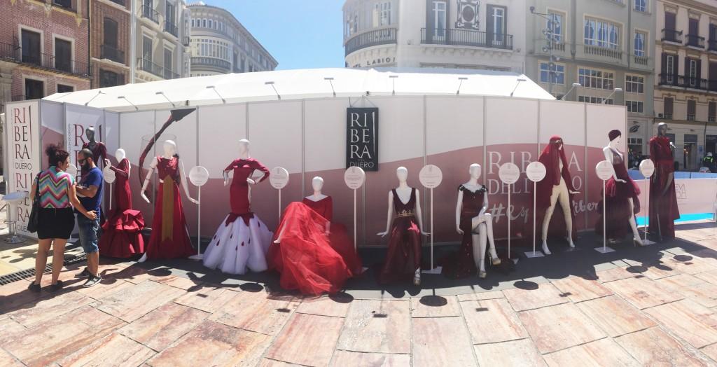 Stand Jóvenes Diseñadores Ribera del Duero